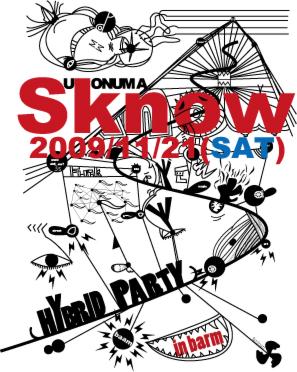 Sknow
